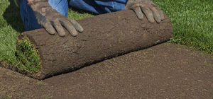 grasmatten aanleg